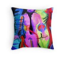 Birth to Death and Back Throw Pillow