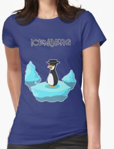 Icenberg Womens Fitted T-Shirt