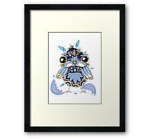 baby bird (bb) Framed Print