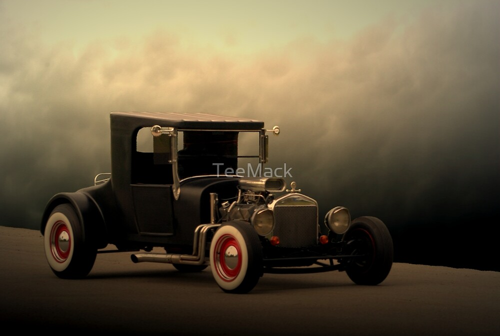 """1923 Ford """"The High Topper Bucket"""" by TeeMack"""