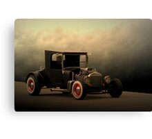 "1923 Ford ""The High Topper Bucket"" Canvas Print"