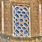 Window to the Mezquita by Alison Howson