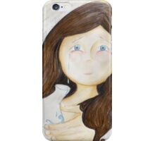 One Thousand Tears (Psalm 56:8, NLT) iPhone Case/Skin