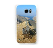 seat for tired travelers Samsung Galaxy Case/Skin