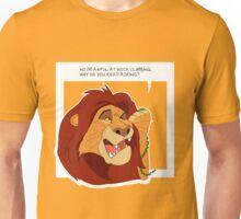 Mufasa's Trip Unisex T-Shirt