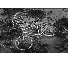 Tricycle? Photographic Print