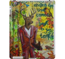 A simple Act of Caring iPad Case/Skin