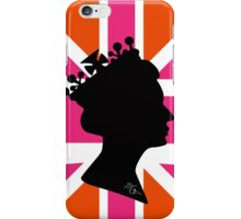 GOD SAVE THE QUEEN! iPhone Case/Skin