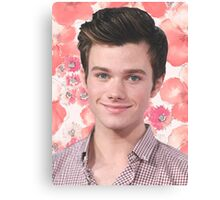 Chris Flower Canvas Print