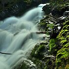 Sarrail Falls by Keith Doucet