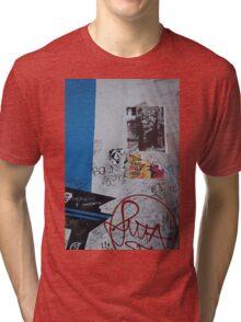 Live free or die Tri-blend T-Shirt