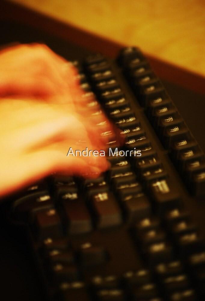 Teenage Addiction by Andrea Morris