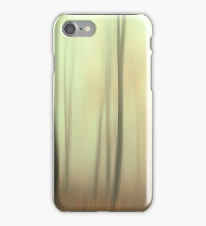 Terra Incognita. Impressionism  iPhone Case/Skin