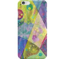 Abstract intersection iPhone Case/Skin