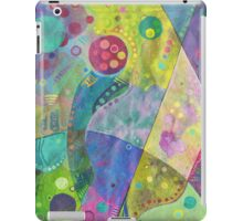 Abstract intersection iPad Case/Skin