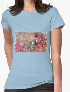Even Squirrels Stop to Smell the Flowers #2 T-Shirt