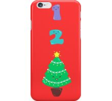 Count to Christmas iPhone Case/Skin