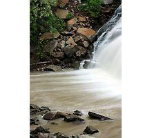 Down Mill Creek Photographic Print