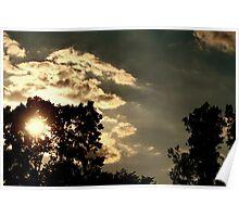 Cumulus Mediocris Poster