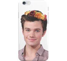 Chris Flower Crown iPhone Case/Skin