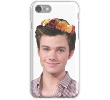 Chris Flower Crown iPhone Case/Skin