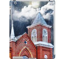 Faith and Fury iPad Case/Skin