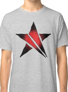 The Shattered Star (Red Alt 2) Classic T-Shirt