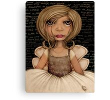 Music Box Dancer Canvas Print
