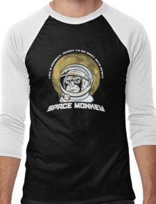 Space Monkey Men's Baseball ¾ T-Shirt