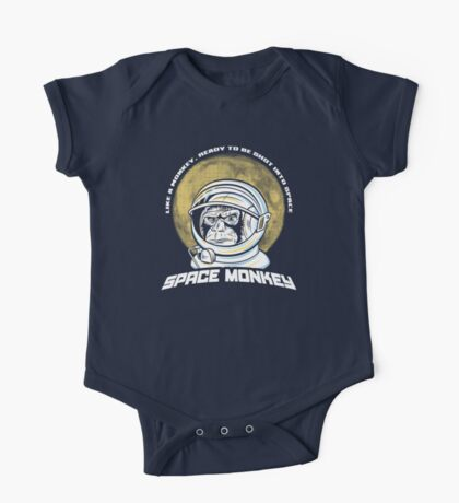 Space Monkey Kids Clothes