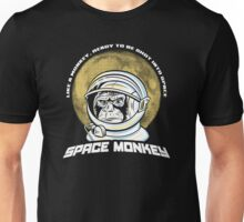 Space Monkey Unisex T-Shirt