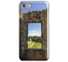 Aberdour Castle iPhone Case/Skin
