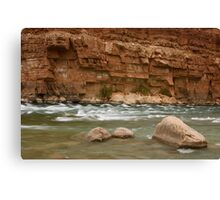 Colorado River, Lee's Ferry, CO Canvas Print