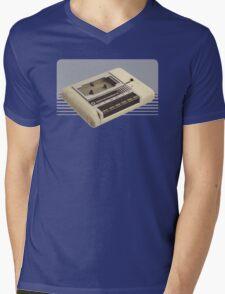 The Power of the Datassette Mens V-Neck T-Shirt