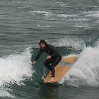 Hanging 5 On The Malibu by reflector