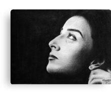 Classic photograph Canvas Print