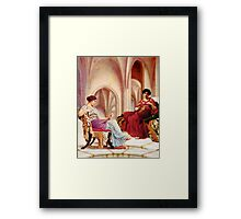 LADIES OF LEISURE Framed Print