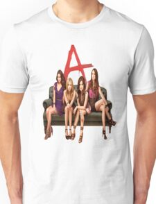 Pretty Little Liars Group Unisex T-Shirt
