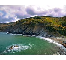 Meat Cove - Cape Breton Photographic Print
