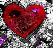 My sorrow will destroy the world I've built... by Orlando Rosado