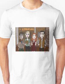 Librarians Loom Unisex T-Shirt