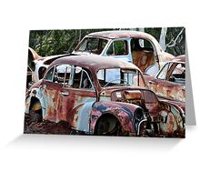 Going Cheap - Hill Ends NSW Australia Greeting Card