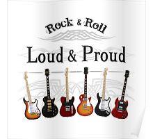 Guitars: Loud and Proud Poster