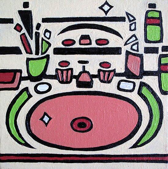 Sink #8 by Jennifer Herrin