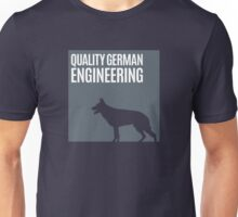 Quality German Engineering Unisex T-Shirt