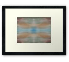 ABSTRACT 462 Framed Print