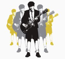 Taking the Lead - Angus Young One Piece - Long Sleeve