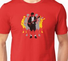 Taking the Lead - Angus Young Unisex T-Shirt
