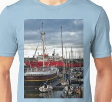 South Harbour, Blyth Unisex T-Shirt