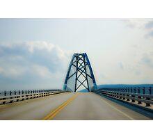 Bridge to Somewhere Photographic Print